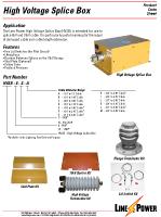 6-High-Voltage-Splice-Box