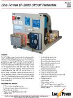LP2600 Circuit Protector