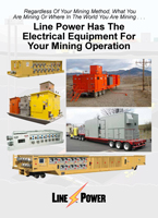 Line Power Electrical Equipment for mining