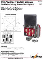 Series 300 Low Voltage Coupler