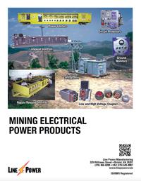 Line Power Catalog Cover
